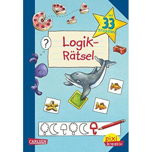 Katja Kiefer - Pixi kreativ 85: Logik-Rätsel: Lernspiele für den Schulanfang - Preis vom 22.11.2020 06:01:07 h
