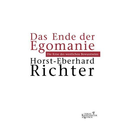 Horst-Eberhard Richter - Das Ende der Egomanie - Preis vom 17.04.2021 04:51:59 h