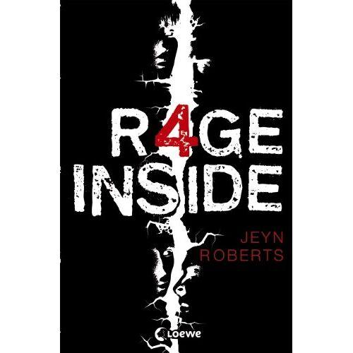 Jeyn Roberts - Rage Inside - Preis vom 15.05.2021 04:43:31 h