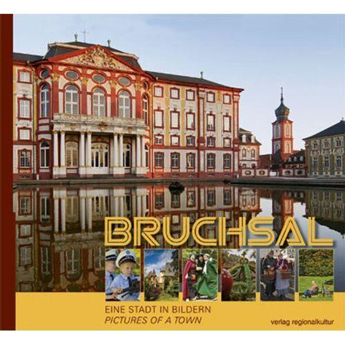 Thomas Moos - Bruchsal - Eine Stadt in Bildern - Preis vom 25.02.2021 06:08:03 h