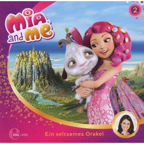 Mia and Me - Hsp Z.TV-Serie-CD 2: Ein Seltsames Orakel - Preis vom 18.04.2021 04:52:10 h