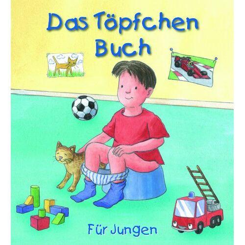 Parragon - Töpfchenbuch Jungen - Preis vom 26.10.2020 05:55:47 h