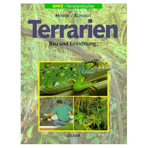 - Terrarien. Bau und Einrichtung. ( DATZ- Terrarienbücher) . - Preis vom 20.10.2020 04:55:35 h