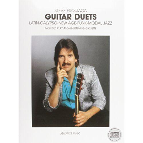 - Guitar Duets: Latin-Calypso-New Age-Funk-Modal Jazz. 2 Gitarren. Partitur, Stimmen und CD. - Preis vom 20.10.2020 04:55:35 h