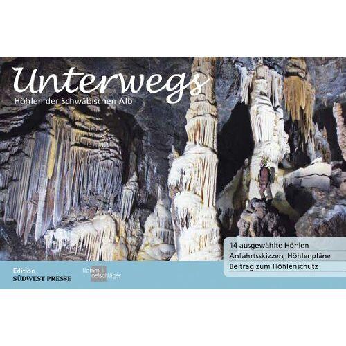 Hans-Jörg Wiedenhaus - Unterwegs - Höhlen der Schwäbischen Alb - Preis vom 03.05.2021 04:57:00 h