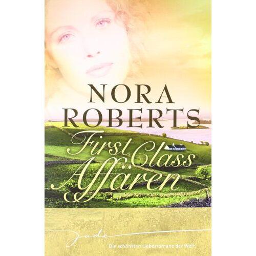 Nora Roberts - First Class Affären: 1. Herz aus Glas 2. Spiel um Sieg und Liebe 3. Tödlicher Champagner - Preis vom 21.10.2020 04:49:09 h