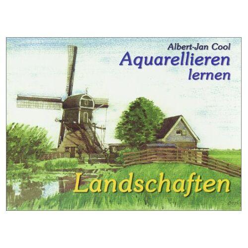 Albert-Jan Cool - Aquarellieren lernen, Landschaften - Preis vom 19.09.2019 06:14:33 h