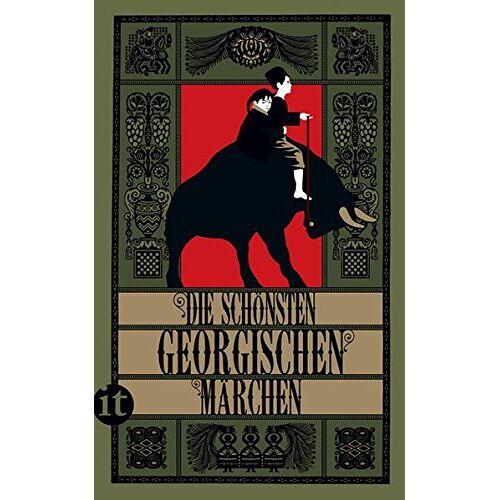 Heinz Fähnrich - Die schönsten georgischen Märchen (insel taschenbuch, Band 4653) - Preis vom 15.04.2021 04:51:42 h