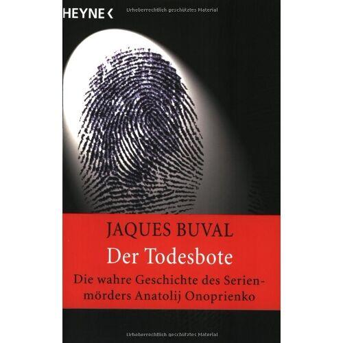 Jaques Buval - Der Todesbote - Preis vom 18.04.2021 04:52:10 h