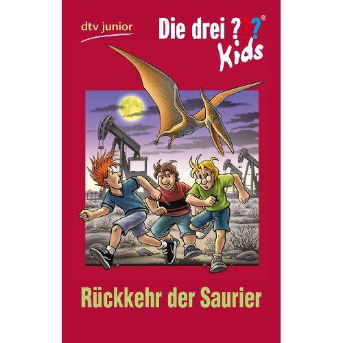 Boris Pfeiffer - Die drei ??? Kids 31 - Rückkehr der Saurier: Erzählt von Boris Pfeiffer - Preis vom 10.04.2021 04:53:14 h