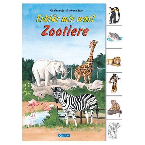 Ria Gersmaier - Zootiere - Preis vom 05.09.2020 04:49:05 h