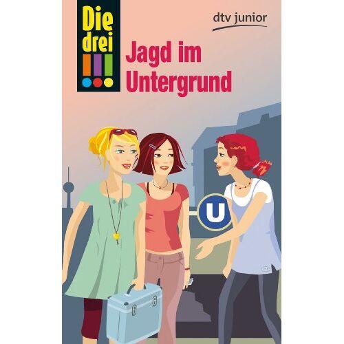 Mira Sol - Die drei !!! Jagd im Untergrund - Preis vom 07.03.2021 06:00:26 h