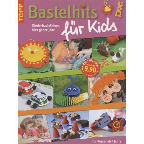 - Bastelhits für Kids: Kinderbastelideen fürs ganze Jahr - Preis vom 18.04.2021 04:52:10 h