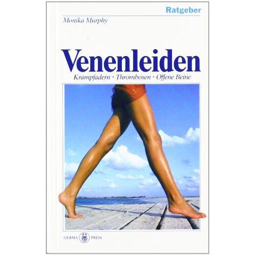 Monika Murphy - Venenleiden: Krampfadern, Thrombosen, offene Beine - Preis vom 20.10.2020 04:55:35 h
