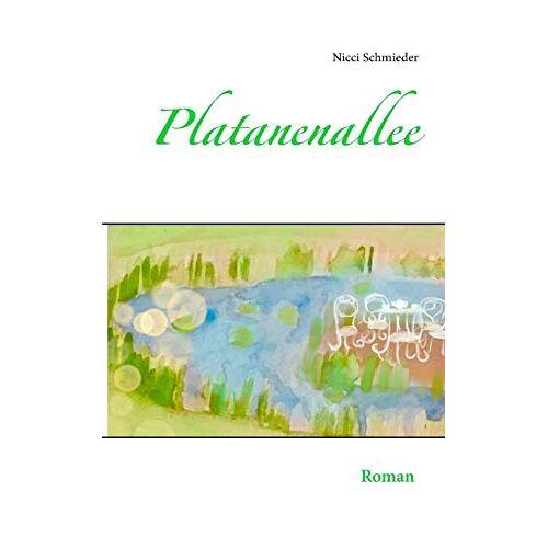 Nicci Schmieder - Platanenallee - Preis vom 21.10.2020 04:49:09 h