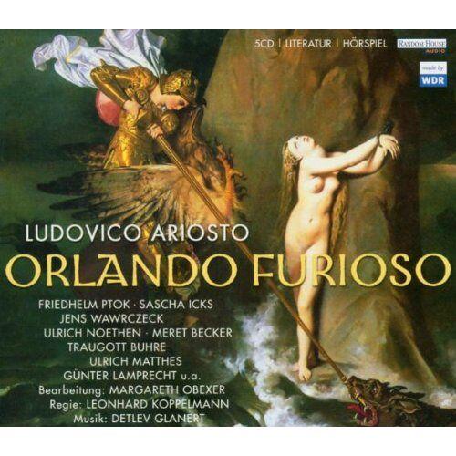 Ariost - Orlando Furioso. 5 CDs - Preis vom 20.10.2020 04:55:35 h