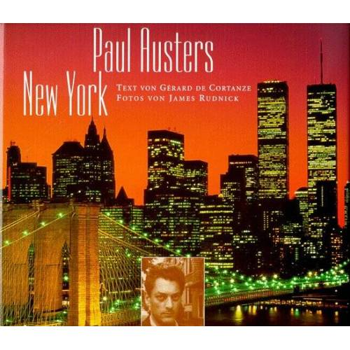 Cortanze, Gérard de - Paul Austers New York - Preis vom 10.05.2021 04:48:42 h