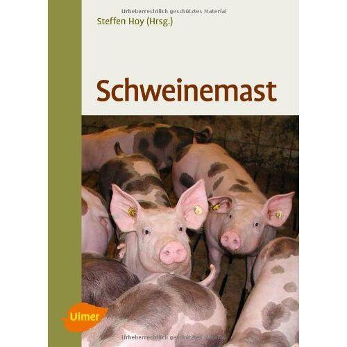Hoy, Prof. Dr. Steffen - Schweinemast - Preis vom 11.05.2021 04:49:30 h