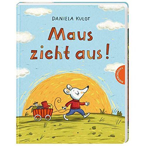 Daniela Kulot - Maus zieht aus - Preis vom 21.04.2021 04:48:01 h
