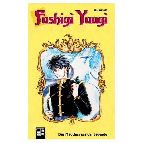 Yuu Watase - Fushigi Yuugi 05 - Preis vom 14.04.2021 04:53:30 h