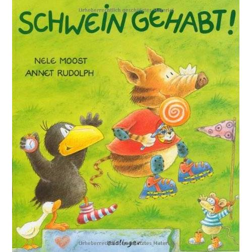 Nele Moost - Schwein gehabt! - Preis vom 18.04.2021 04:52:10 h