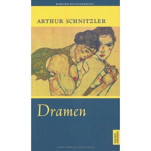 Arthur Schnitzler - Dramen - Preis vom 16.05.2021 04:43:40 h