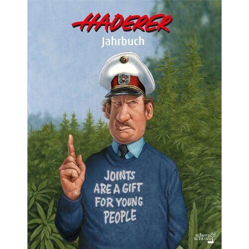 Gerhard Haderer - Haderer Jahrbuch: Nr. 7 aus 2014 - Preis vom 12.04.2021 04:50:28 h