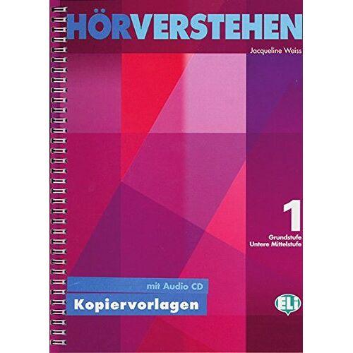Jacqueline Weiss - Hörverstehen 1: Kopiervorlagen + Audio-CD. Kopiervorlagen + Audio-CD - Preis vom 08.05.2021 04:52:27 h