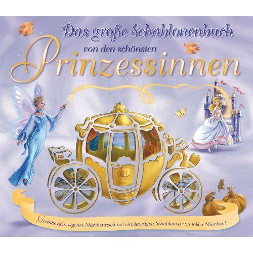 - Das große Prinzessinnen-Schablonenbuch - Preis vom 12.05.2021 04:50:50 h
