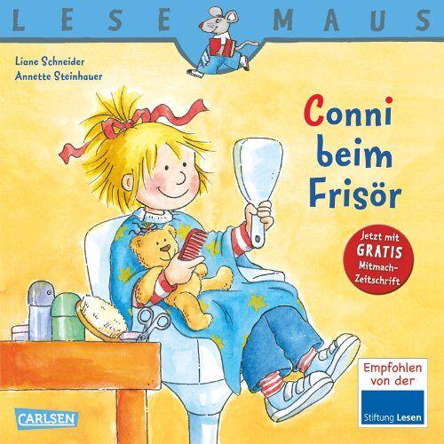 Liane Schneider - LESEMAUS, Band 61: Conni beim Frisör - Preis vom 17.04.2021 04:51:59 h
