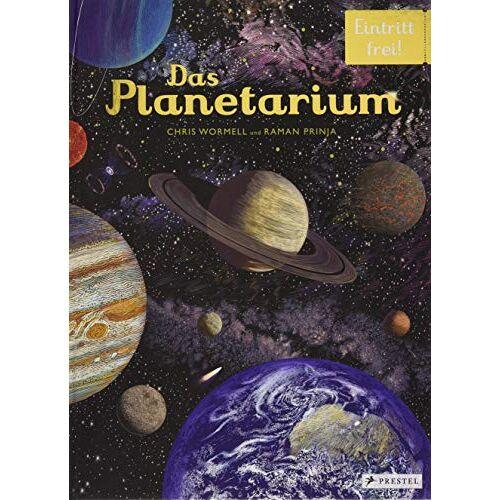 Prinja, Raman K. - Das Planetarium: Eintritt frei! - Preis vom 05.05.2021 04:54:13 h