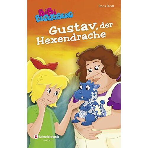 Doris Riedl - Bibi Blocksberg - Gustav, der Hexendrache - Preis vom 05.09.2020 04:49:05 h