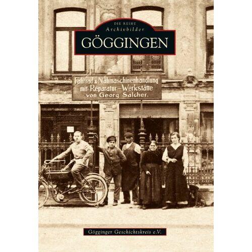 Gögginger Geschichtskreis e.V. - Göggingen - Preis vom 02.12.2020 06:00:01 h