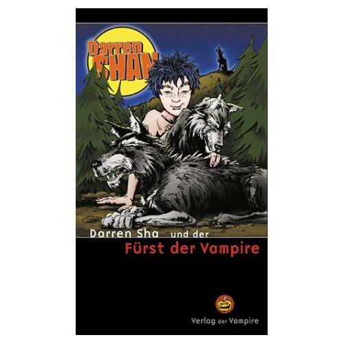 Darren Shan - Darren Shan und der Fürst der Vampire - Preis vom 21.10.2020 04:49:09 h