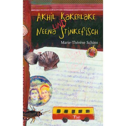 Marie-Thérèse Schins - Akhil Kakerlake und Neena Stinkefisch - Preis vom 07.05.2021 04:52:30 h