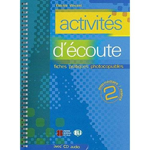 Vincent activités d'écoute: CD + Kopiervorlagen. Buch mit Kopiervorlagen + Audio-CD, Band 2 - Preis vom 08.05.2021 04:52:27 h