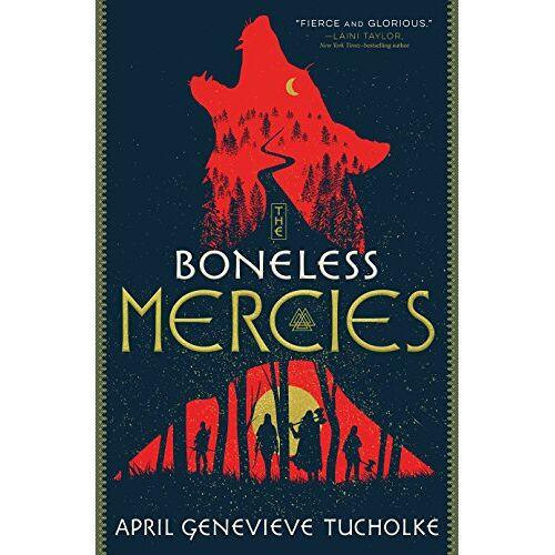 Tucholke, April Genevieve - The Boneless Mercies - Preis vom 27.02.2021 06:04:24 h