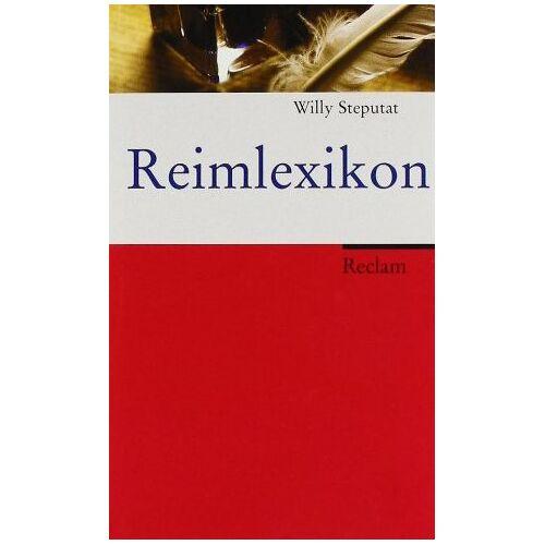 Willy Steputat - Reimlexikon - Preis vom 10.04.2021 04:53:14 h