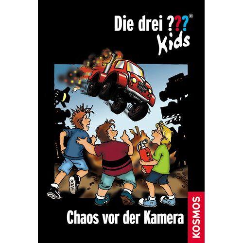 Ulf Blanck - Die drei ??? Kids 04. Chaos vor der Kamera - Preis vom 05.09.2020 04:49:05 h