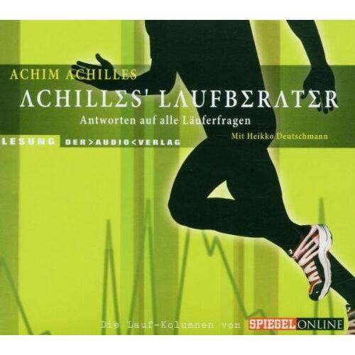 - Achilles' Laufberater - Preis vom 15.01.2021 06:07:28 h