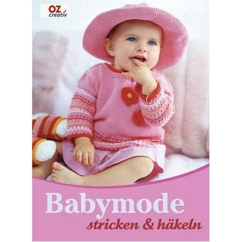 - Babymode stricken & häkeln - Preis vom 22.01.2021 05:57:24 h