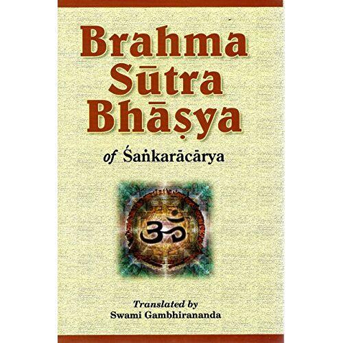 Sankaracarya - Brahma Sutra Bhasya - Preis vom 02.03.2021 06:01:48 h