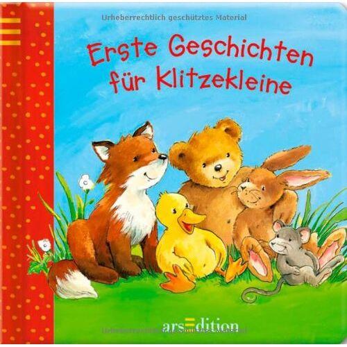Sabine Cuno - Erste Geschichten für Klitzekleine (Klitzekleine-Reihe) - Preis vom 06.09.2020 04:54:28 h
