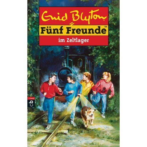 Enid Blyton - Fünf Freunde, Band 7: Fünf Freunde im Zeltlager - Preis vom 10.09.2020 04:46:56 h