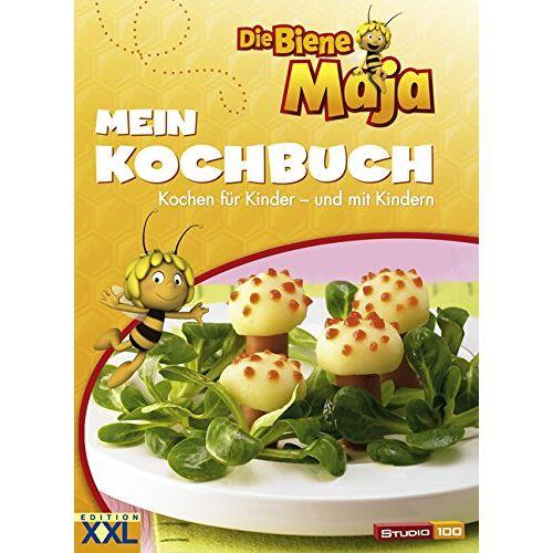 - Die Biene Maja - Mein Kochbuch: Kochen für Kinder - und mit Kindern - Preis vom 17.04.2021 04:51:59 h