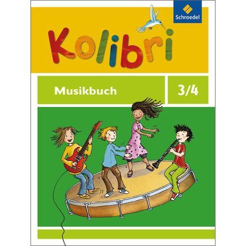 - Kolibri - Musikbücher: Allgemeine Ausgabe 2012: Musikbuch 3 / 4 - Preis vom 25.02.2020 06:03:23 h