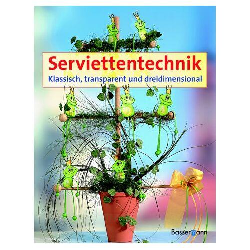 Anne Pieper - Serviettentechnik - Preis vom 18.10.2020 04:52:00 h