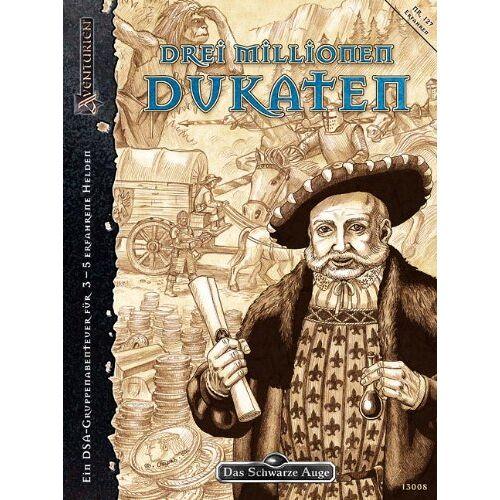 Anton Weste - Drei Millionen Dukaten - Preis vom 16.01.2021 06:04:45 h