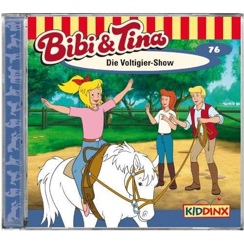 Bibi und Tina - Bibi & Tina 76. Die Voltigier-Show - Preis vom 07.05.2021 04:52:30 h