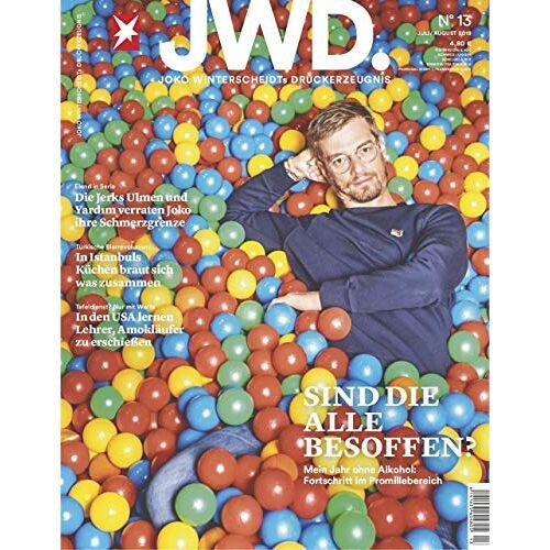 JWD Joko Winterscheidt - JWD Joko Winterscheidt 13/2019 Der Grosse Sneakerscheidt - Preis vom 20.10.2020 04:55:35 h